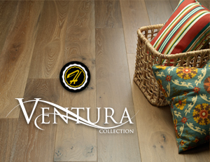 Hallmark Floors's Ventura Hardwood Floor Collection and link to about Hallmark Floors