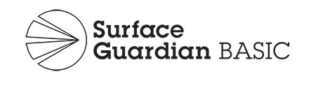 Hallmark's Surface Guardian Basic Logo
