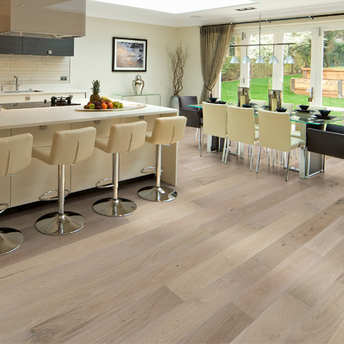 A new hardwood collection called ventura by hallmark floors for Hill country wood flooring