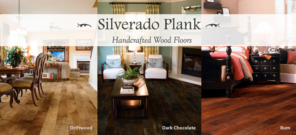 Slider 3 Silverado Hardwood Collection
