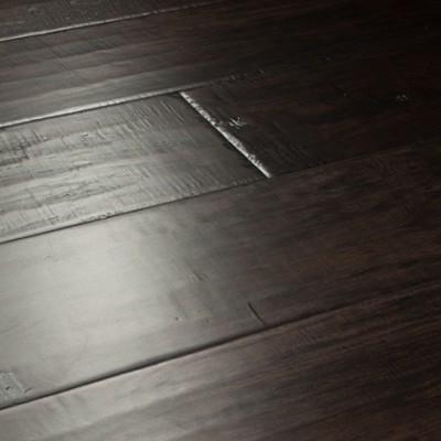 Nighthawk Chaparral Hickory Thumbnail Hardwood Flooring Hallmark Hardwoods by Hallmark Floors