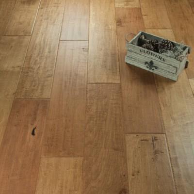 Trail Boss Chaparral Vignette Hardwood Flooring Hallmark Hardwoods