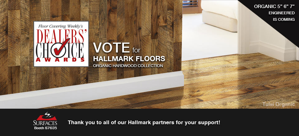 Hallmark Floors Inc Mfg Hallmark Floors Simply Better