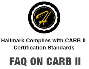 Hallmark FloorsComplies with CARB II Certification Standards