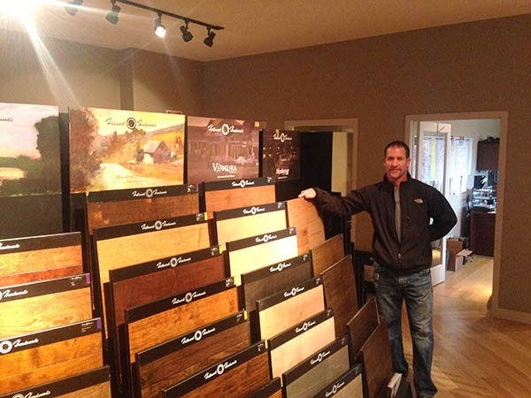 Timberland hardwood floors in omaha spotlight dealer for Wooden flooring dealers