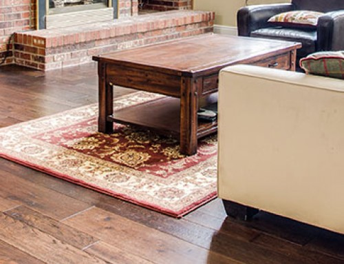 Engineered Hardwood Flooring featured in Denver remodel | Hallmark Floors