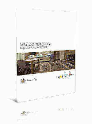 Engineered Installation Instruction E-cover