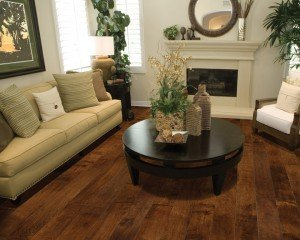 Silverado is a hardwood flooring product created by Hallmark Floors