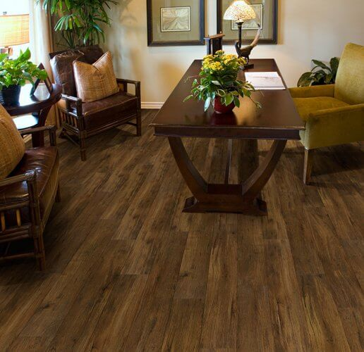 Town and Country Luxury Vinyl Flooring by Hallmark Floors