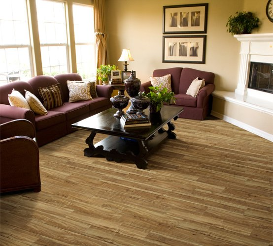 LVT PVC FLOORS Luxury Vinyl Floors By Hallmark Floors - How to clean pvc flooring