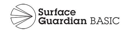 Hallmark's Surface Guardian Basic Logo