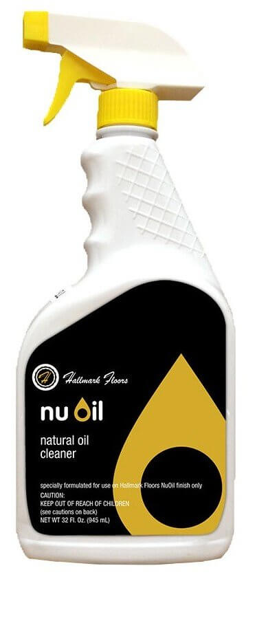 Hallmark Floors NuOil Cleaner
