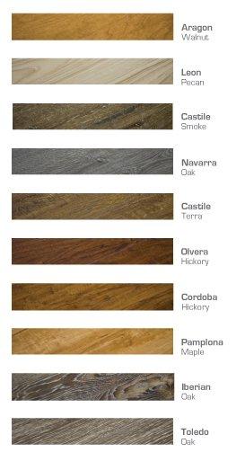 San Simeon colors for web