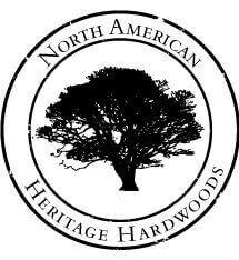 Hallmark Floors' Heritage Hardwoods Logo