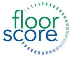 Hallmark Floors' Floor Score Certiofied. Floor Score was developed by the Resilient Floor Covering Institute (RFCI)