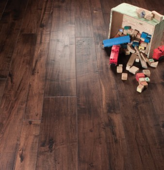 Caballero Maple Vignette from the Monterey Hardwood Floors Collection