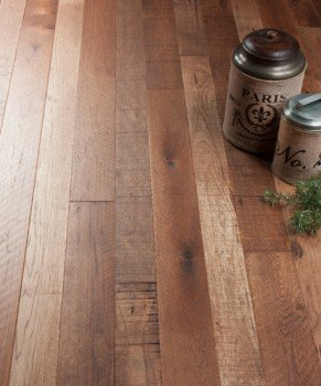 Hallmark Floors Organic Hardwood Collection Moroccan Hickory