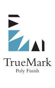 Truemark Poly Finish by Hallmark Floors for Hallmark Hardwoods products.