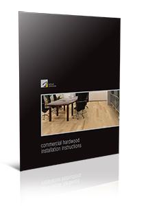 Hallmark Commercial Wood Installation Instructions 2014