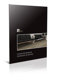 Hallmark Commercial Wood Maintenance and Warranty 2014   Hallmark Floors Inc