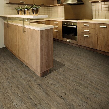 Smokey Mountain Pine Town and Country Luxury Vinyl Flooring by Hallmark Floors