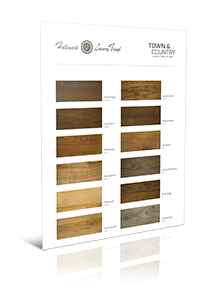 Hallmark Floors Town & Country Quick Specification pdf
