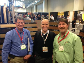 NWFA Expo 2014 Hallmark Floors and Horizon Forest Products Distributors