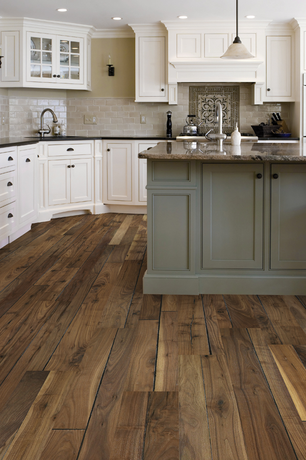 Best Kitchen Floor Option | Hardwood Floors