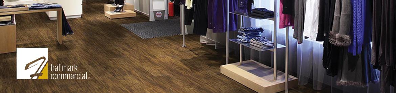 Sierra Madre Bridle Commercial Room Scene by Hallmark Floors