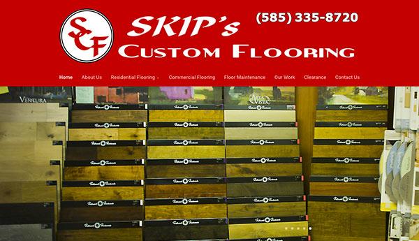 Skips Custom Flooring Is A Hallmark Floors Dealer