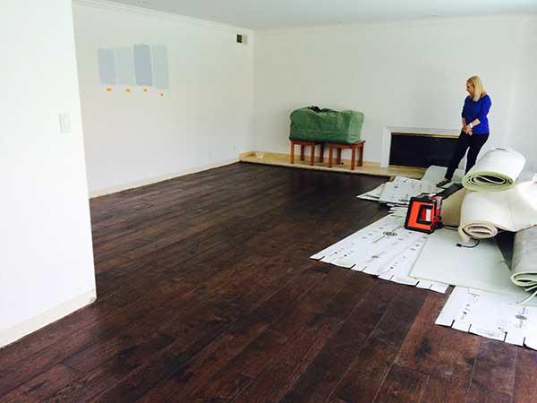 Alta Vista Coronado installed in a home