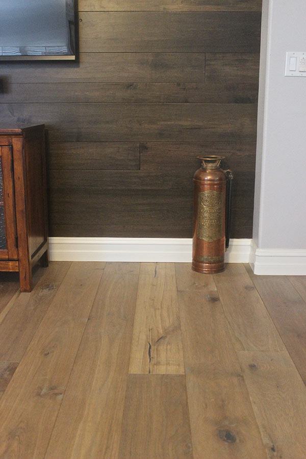 Alta Vista Del Mar Hardwood Collection Installed In Corona Ca