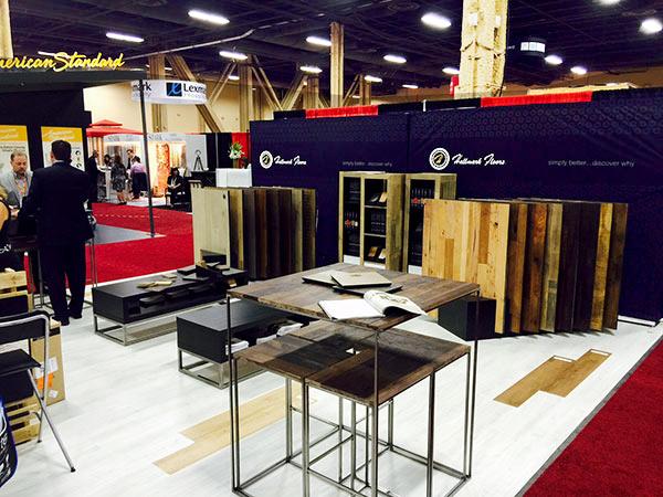 Hallmark Floors At HD Expo In Las Vegas