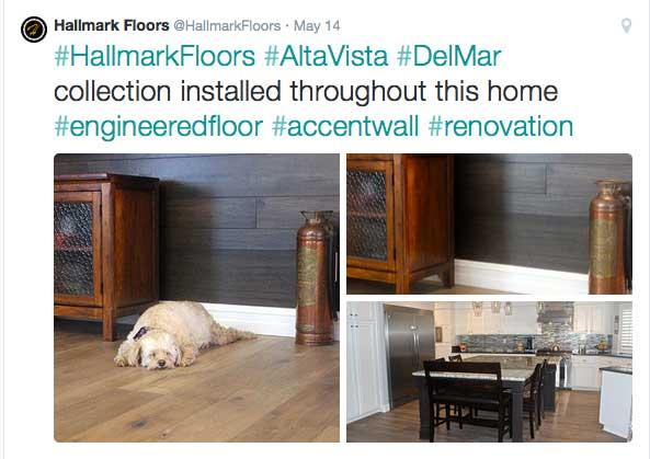 social media tips for flooring retailers