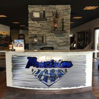 Gentil Precision Floors Showroom Boice Idaho