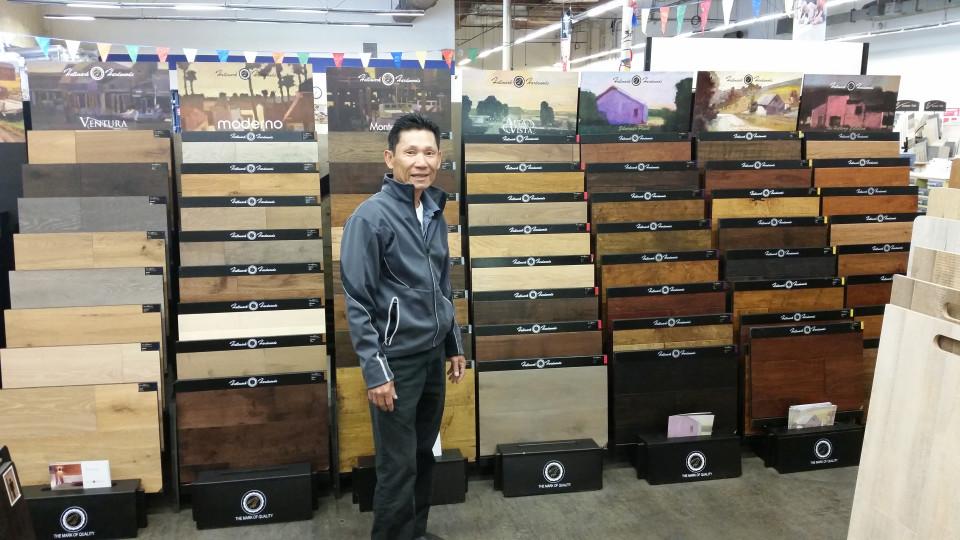 Sj Flooring Outlet In San Jose Spotlight Dealer
