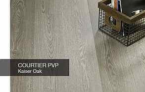 Courtier PVP Kasier is Hallmark's premium vinyl flooring. Quality you can trust. | Hallmark Floors