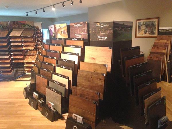 Timberland Hardwood Floors Spotlight