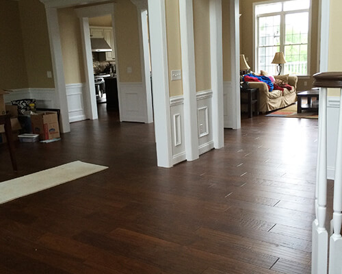 Chaparral Cinch installation by Clark Construction