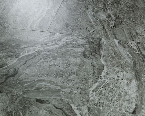 Carrara Gris Hermosa Stone Luxury Vinyl Flooring