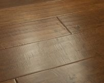 Lodge Pole Chaparral Hardwood Flooring by Hallmark Floors