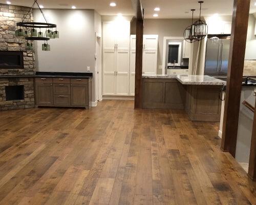 Monterey Cabana Installation Hallmark Floors