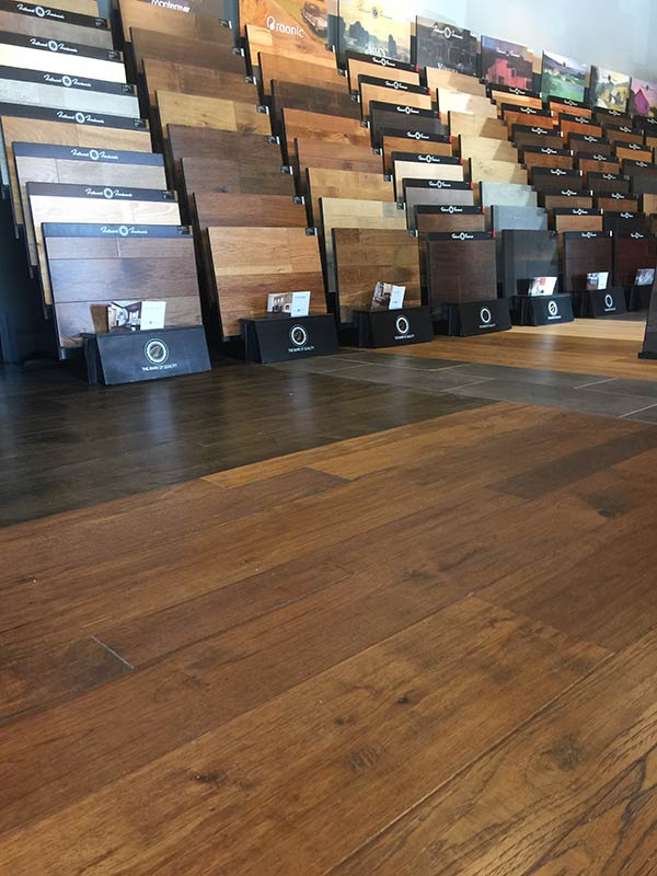 Precision Floors And Design Of Idaho Grand Opening