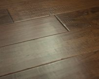 Saddle Chaparral Hardwood Flooring by Hallmark Floors