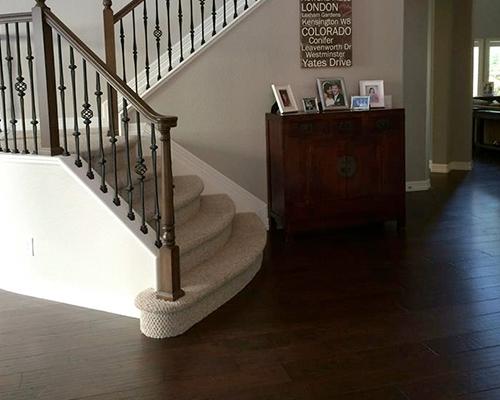 Chaparral Sagebrush home installation by Hallmark Floors
