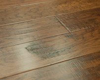 Tackroom Chaparral Hardwood Flooring by Hallmark Floors