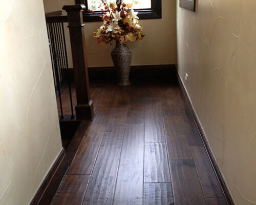 Chaparral Chaps installation by Macdonalds Hardwoods