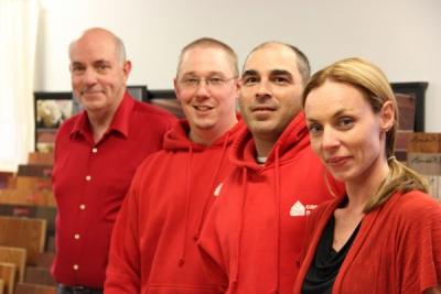 Cardoza Flooring Team