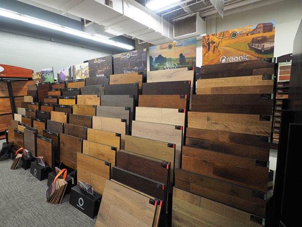 Hallmark Floors Display At Tile Superstore Hallmark Floors