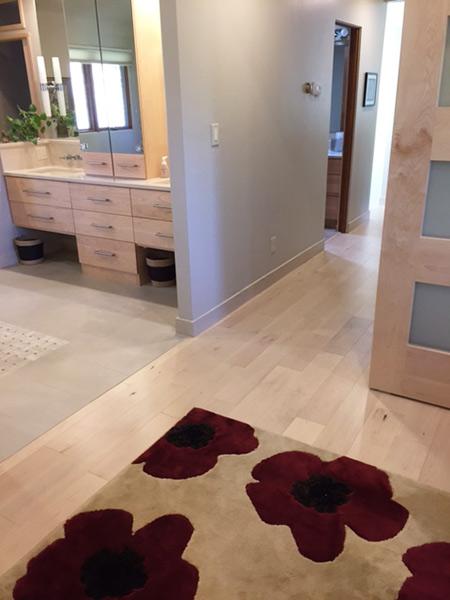 Moderno White Plains installation bedroom
